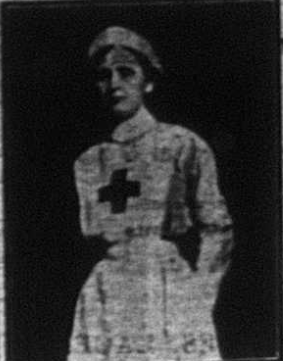 VAD nurse Margaret Birkett