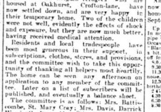 Belgian refugees in Orpington