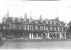 Bromley Palace VAD Hospital, Bromley